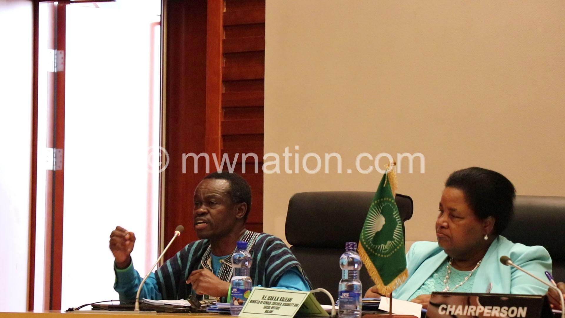 Gender Summit lumumba kalilani | The Nation Online