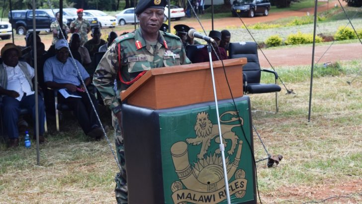 Deforestation is security risk—Army chief