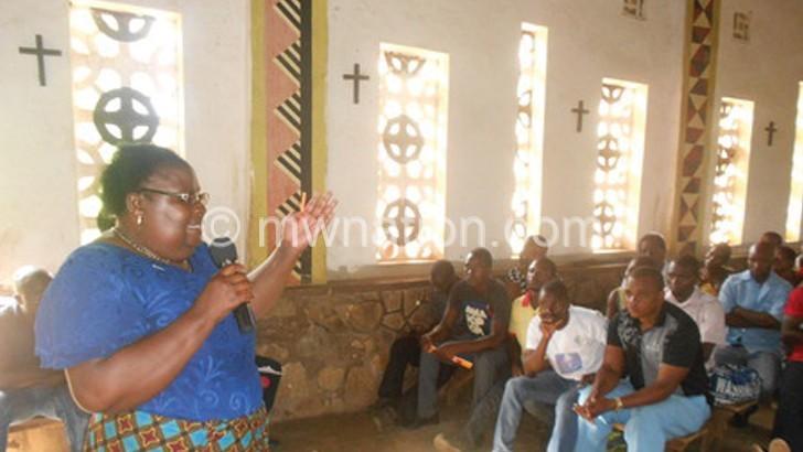 Zomba communities urged to foster safe motherhood