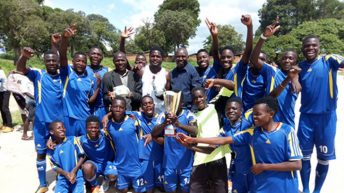Lawrence Waya Academy wins Mzuzu U-17 Presidential League