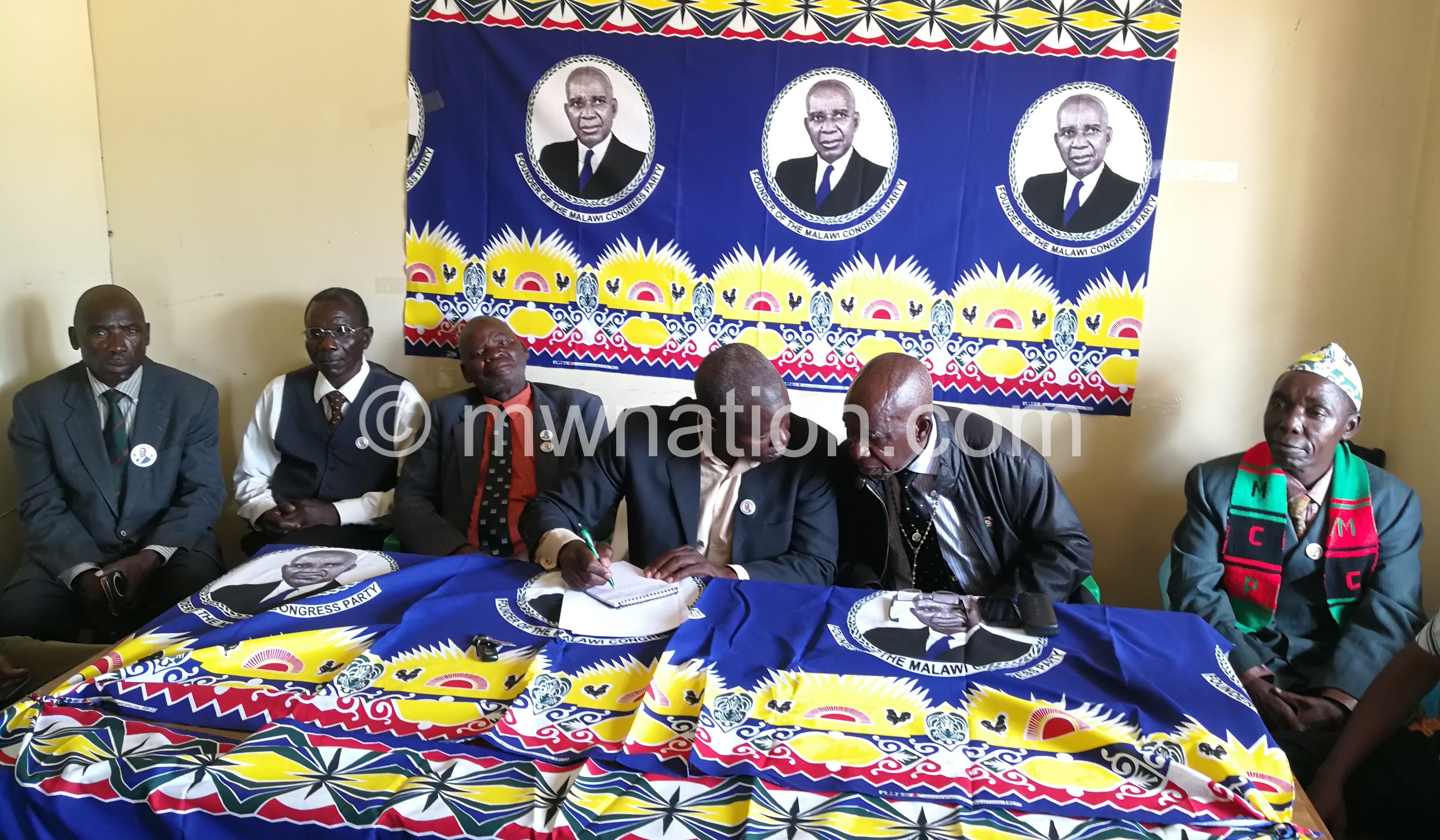 MCP Mzuzu | The Nation Online