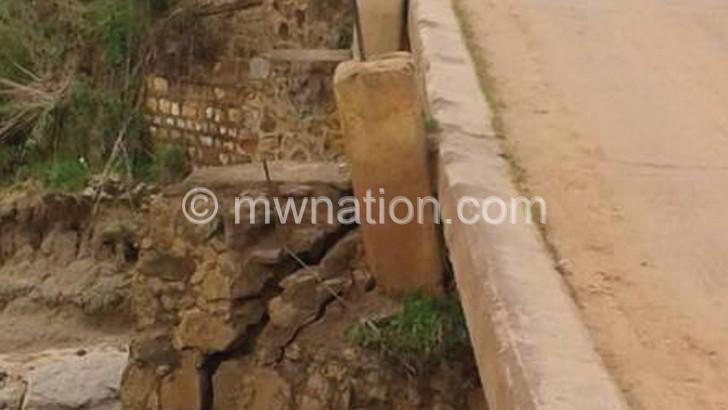 Repair Chakazi, Mnjili bridges—M'mbelwa
