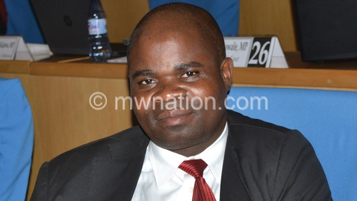 Maxwell Thyolera   The Nation Online