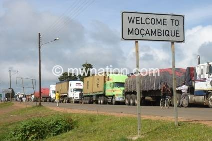 Mozambique and Malawi border posts… | The Nation Online