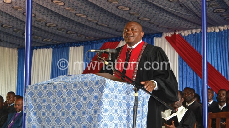 'Chilembwe was visionary leader