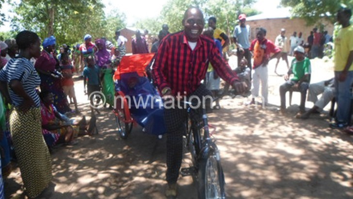 Mangochi councillor against maternal mortality rate