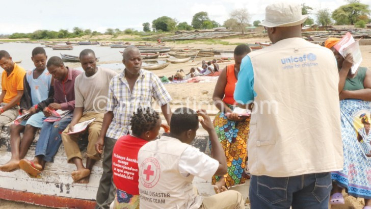 A fishing village in trouble