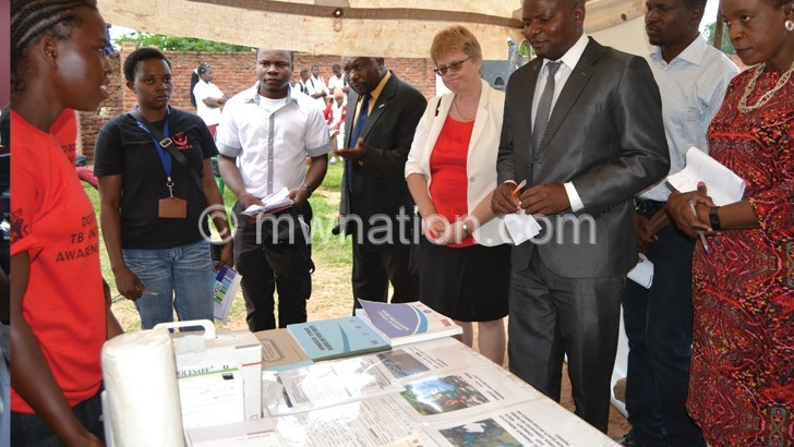 Dapp encourages youth to patronise health services