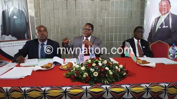 MCP suspends Msowoya, kaliwo