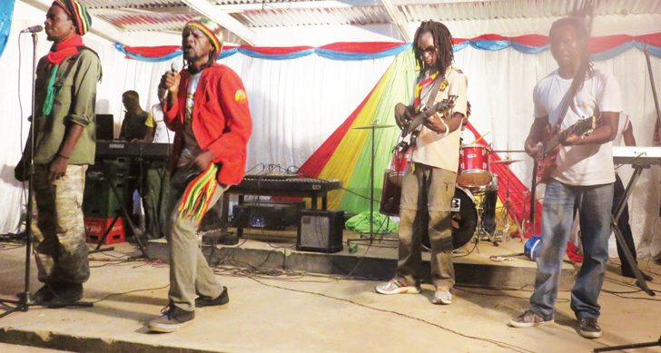 New reggae band is born