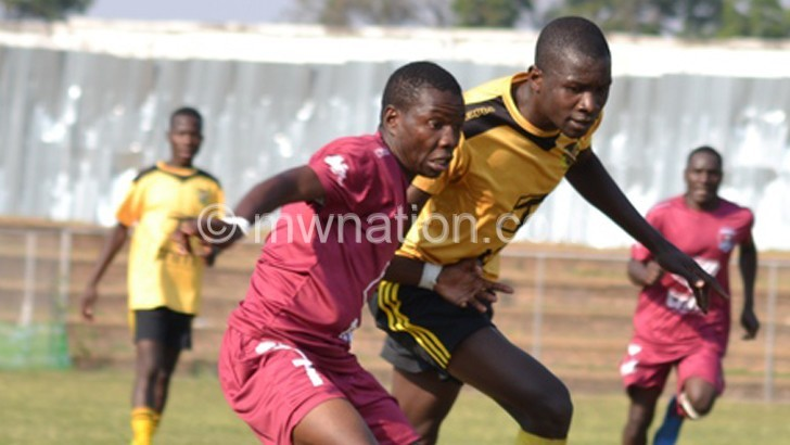 Chitipa get K2.9m from Mwakilama's Portuguese deal