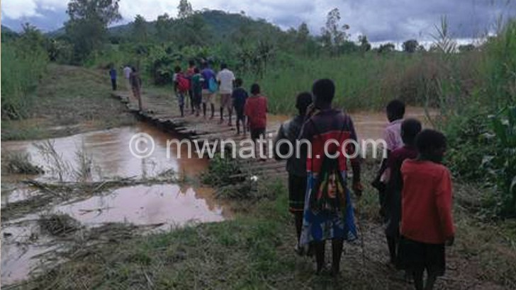 Government rescues Mzimba people