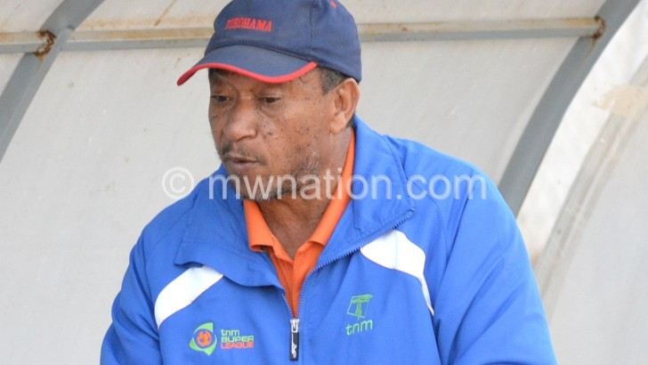 Osman uncertain on prospects of turning tables against AS Vita