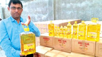 Firm invests K18bn in cooking oil plant