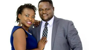 'Supporting each other in marriage'