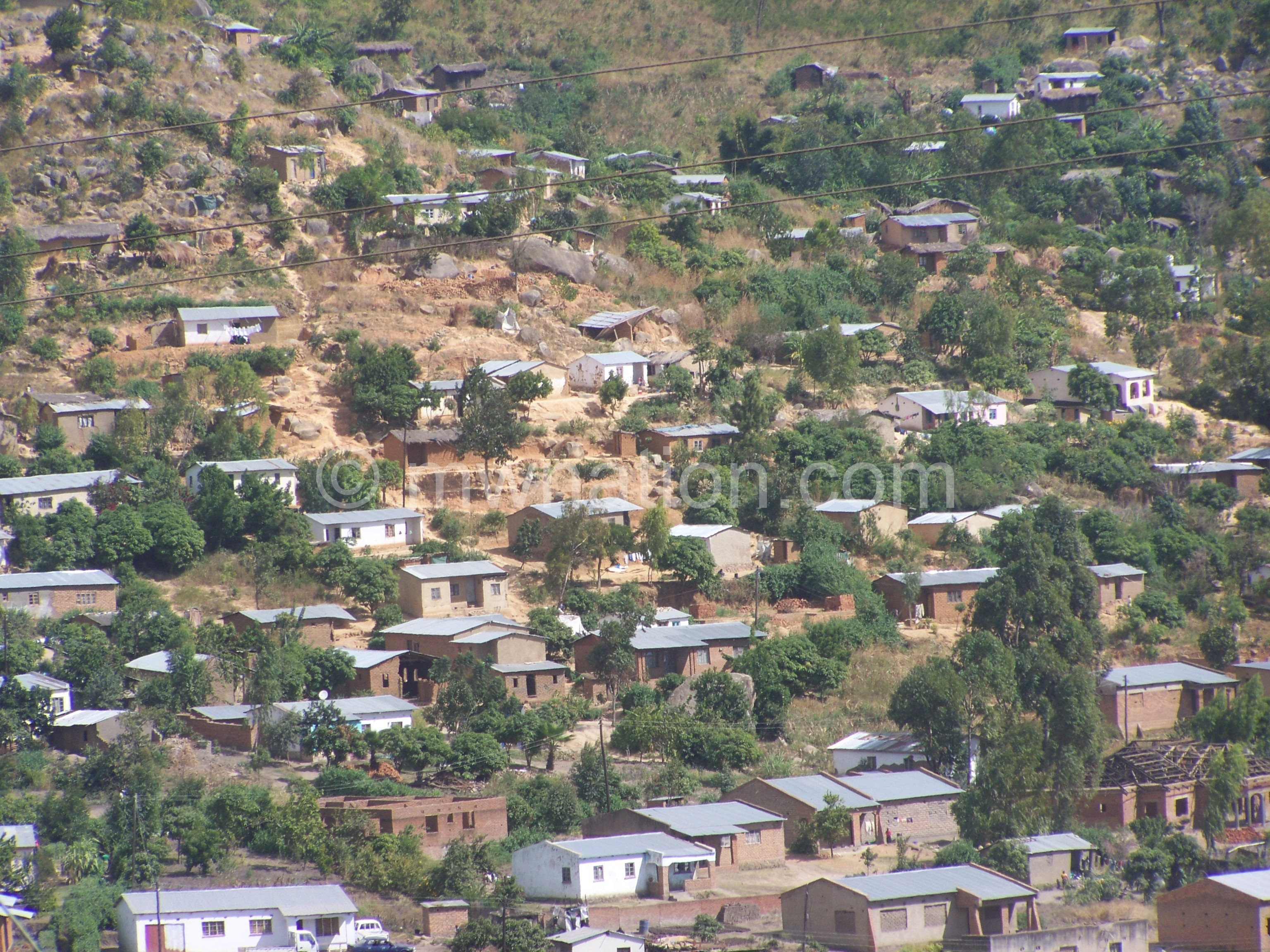 Blantyre illegal settlers   The Nation Online