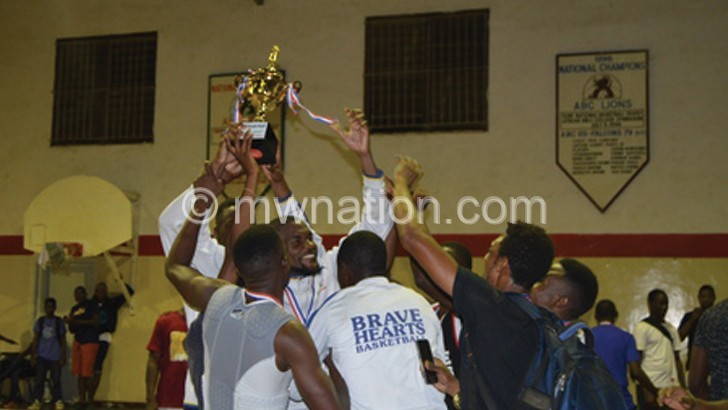 Bravehearts basketball | The Nation Online