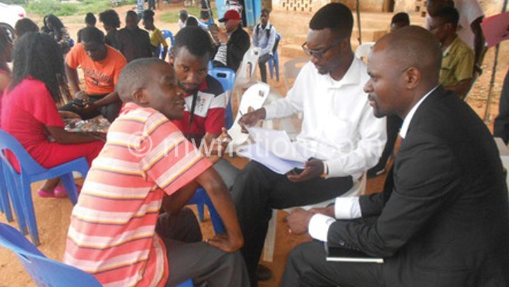 Thyolo communities challenged  to empower persons with disabilities