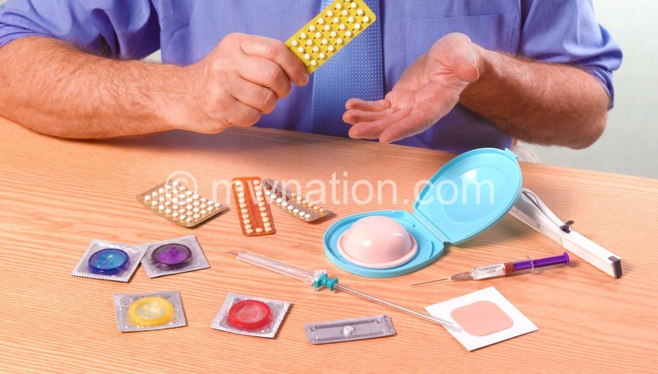 Contraceptives | The Nation Online