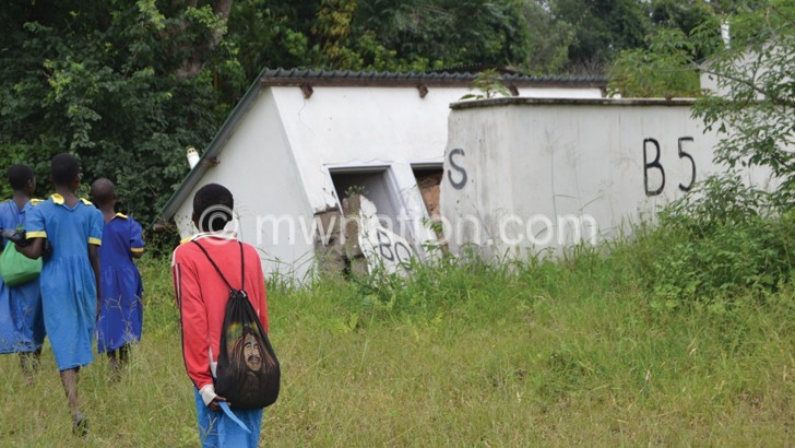 Dilapidated structures | The Nation Online