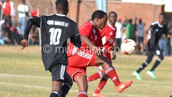 BB thrived on experience—Karonga Utd