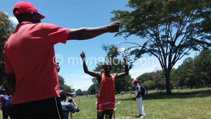 Kasteni, Mhango win Cross Country Championship