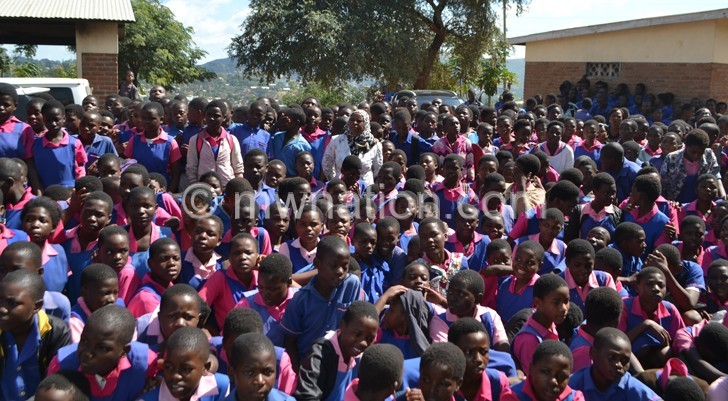 Mbayani Primary school pupils | The Nation Online