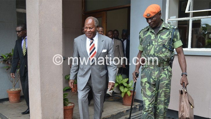 Muluzi | The Nation Online