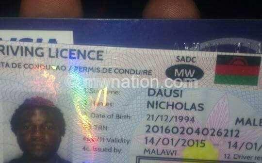 Nicholas Dausi son   The Nation Online