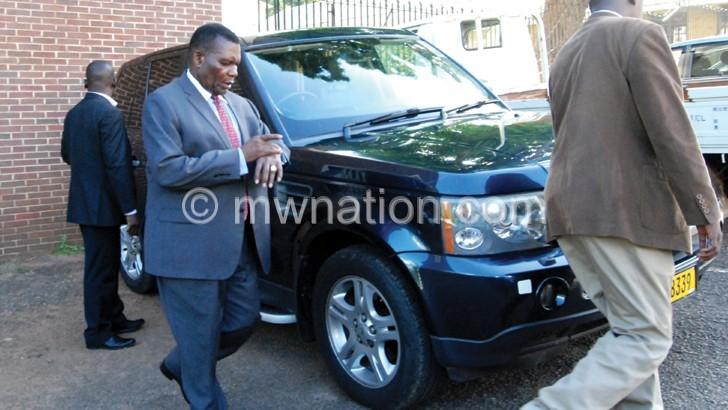 No separate trial in Chaponda case