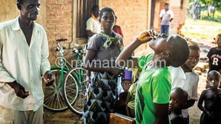 KA begins cholera  vaccination today