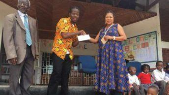 Ntonya students support Code's malaria project