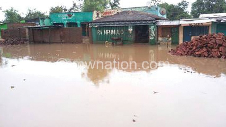 Floods displace 50 households in Salima
