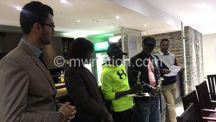 Matabwa, Shonga win Medical Students Fundraising Golf