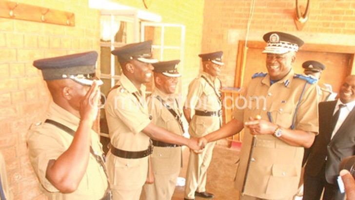 IG Kachama urges vigilance in criminal investigations