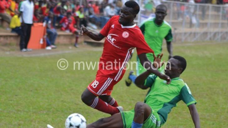 Karonga United target K5m from BB friendly