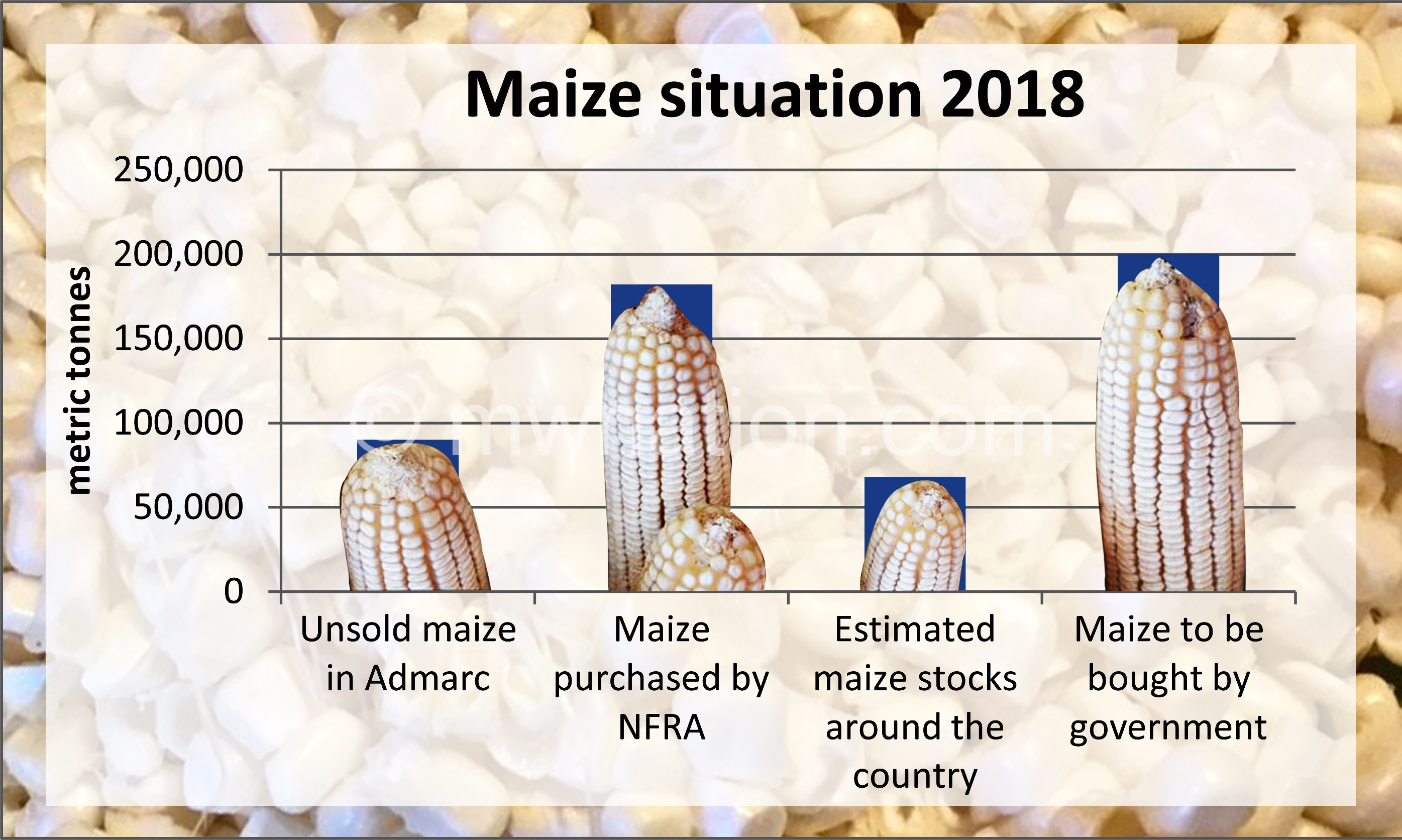 maize stocks 2018 | The Nation Online