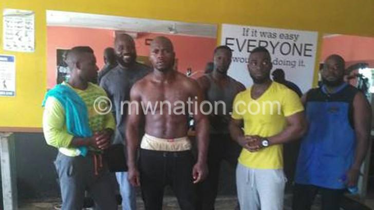 Mr. Mzuzu bodybuilding contest on the cards