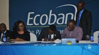 Namadingo is face of Ecobank, MultiChoice