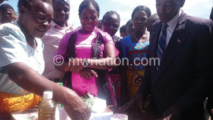 Chief asks community  to go for HIV testing