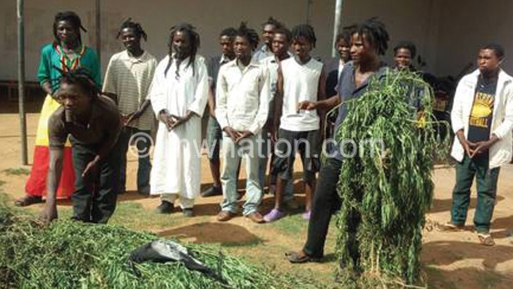 14 Rastafarians arrested for misconduct