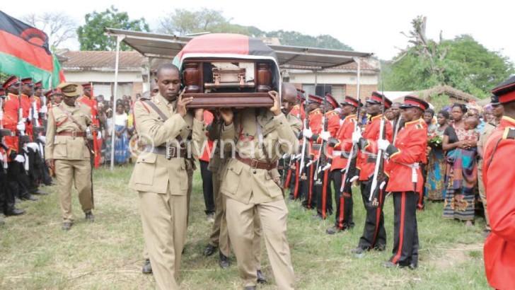 Politicians, clergy, locals mourn Sam Mpasu