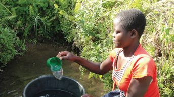 Lack of potable water riles residents