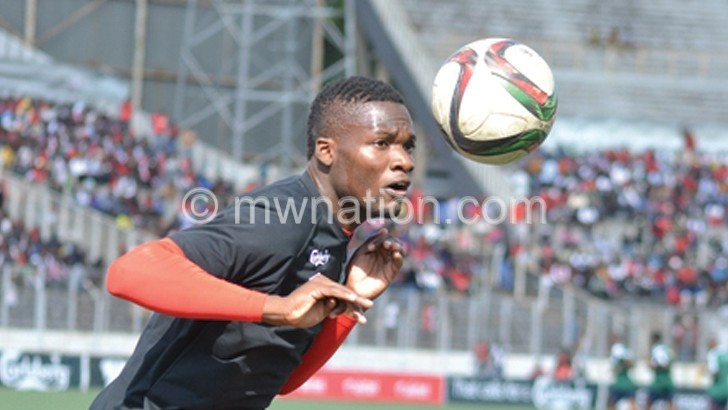 Mkanda back after 9 years in Mozambique