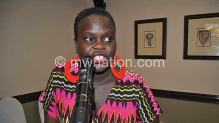 BEVERLY NAMBOZO NSENGIYUNVA | The Nation Online