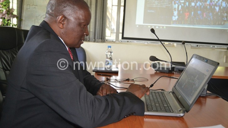 ICT Ministry launches website