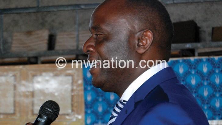 Mwenifumbo: I will make the party stronger