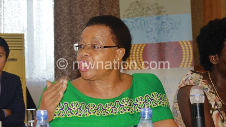 Graça Machel challenges nutrition players on action