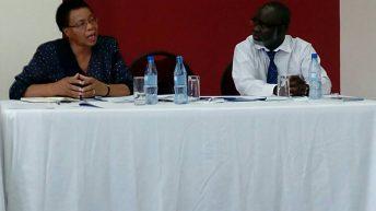 Graça Machel visits Malawi