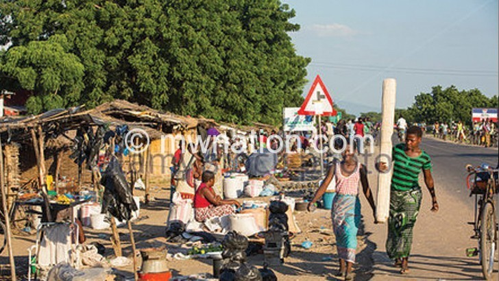 ROADSIDE MARKET | The Nation Online